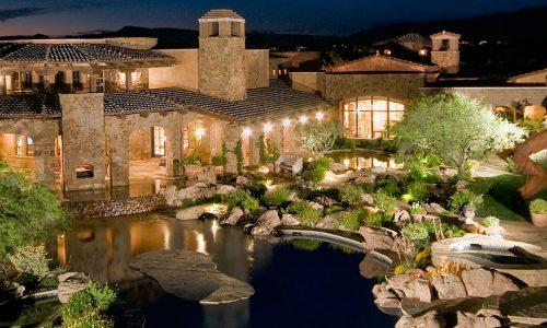 Desert Mountain Homes