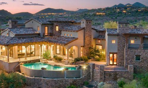 Pinnacle Peak Homes